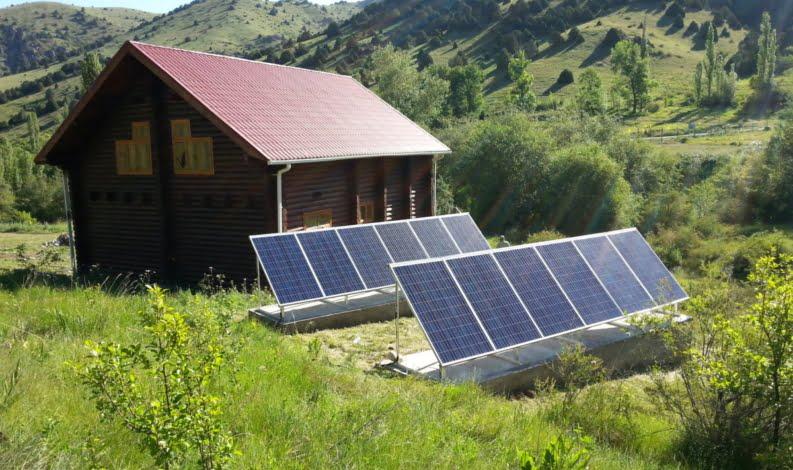 Off Grid PV Solar